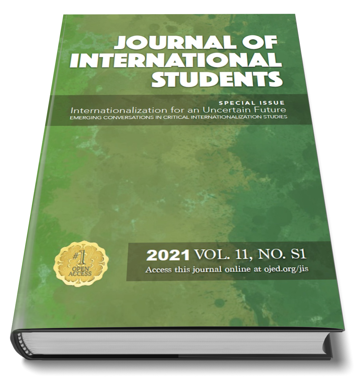 View Vol. 11 No. S1 (2021): Special Issue | Internationalization for an Uncertain Future